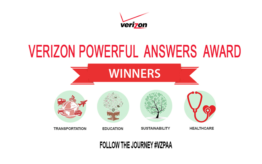 Get Ready to Be Inspired by Verizon's Powerful Answers Award Winners