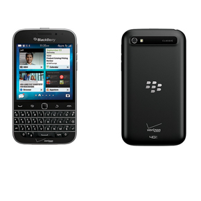 BlackBerry Classic Available Feb. 26 on...