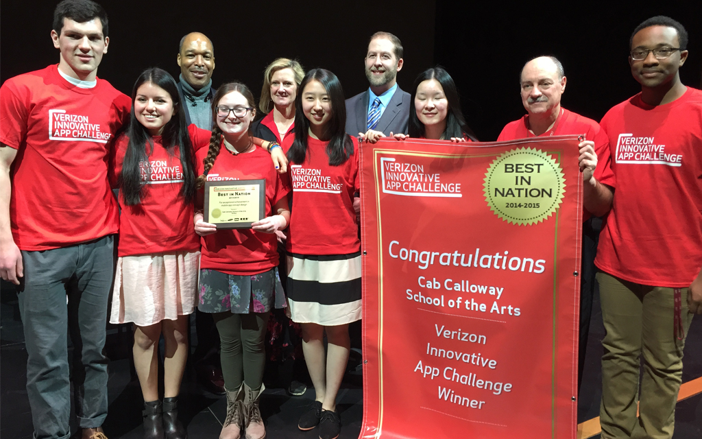 Delaware Students Win Best in Nation Recognition for Innovative App