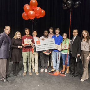 "Alabama High School Students Earn ""Best in Nation"" in Verizon Innovative App Challenge"