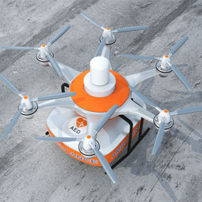Ambulance Drones Could Save Thousands o...
