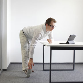 New 'Smart Desk' Senses When You Need to Stand or Sit