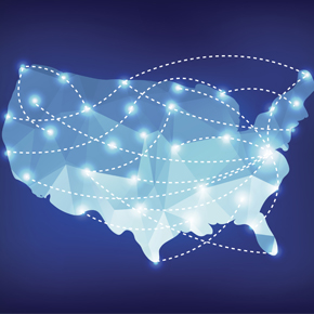 J.D. Power Network Quality Study Ranks Verizon Highest Across Every Region in the U.S.