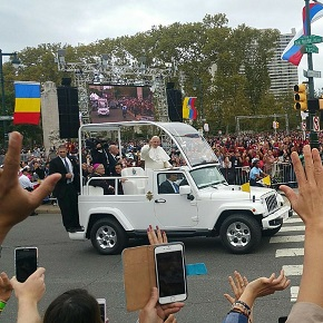 Verizon's wireless network delivers strong performance throughout historic Papal visit