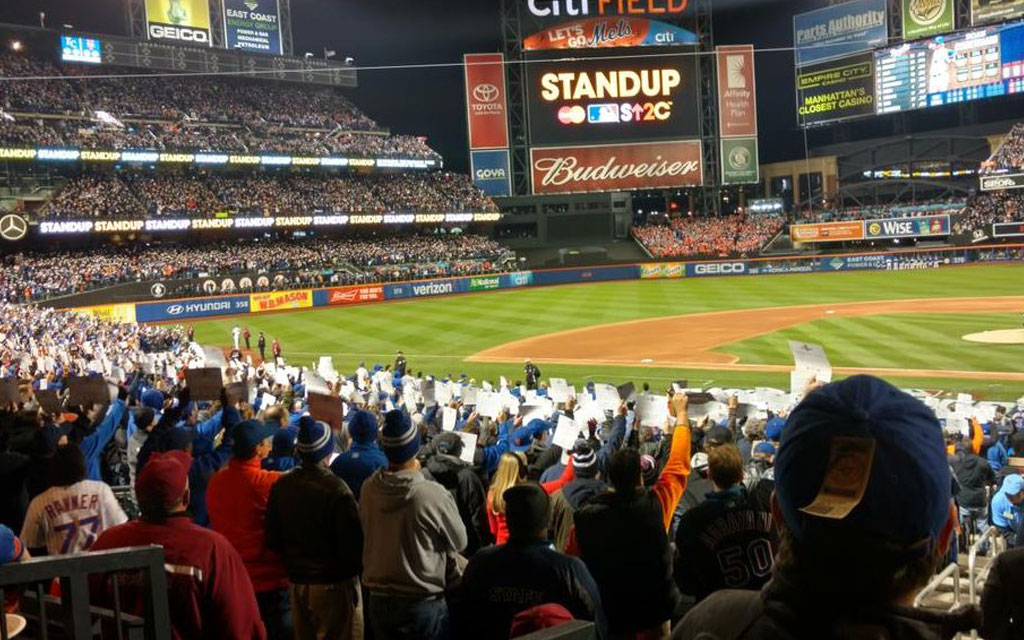 Citi Field network puts on a power display