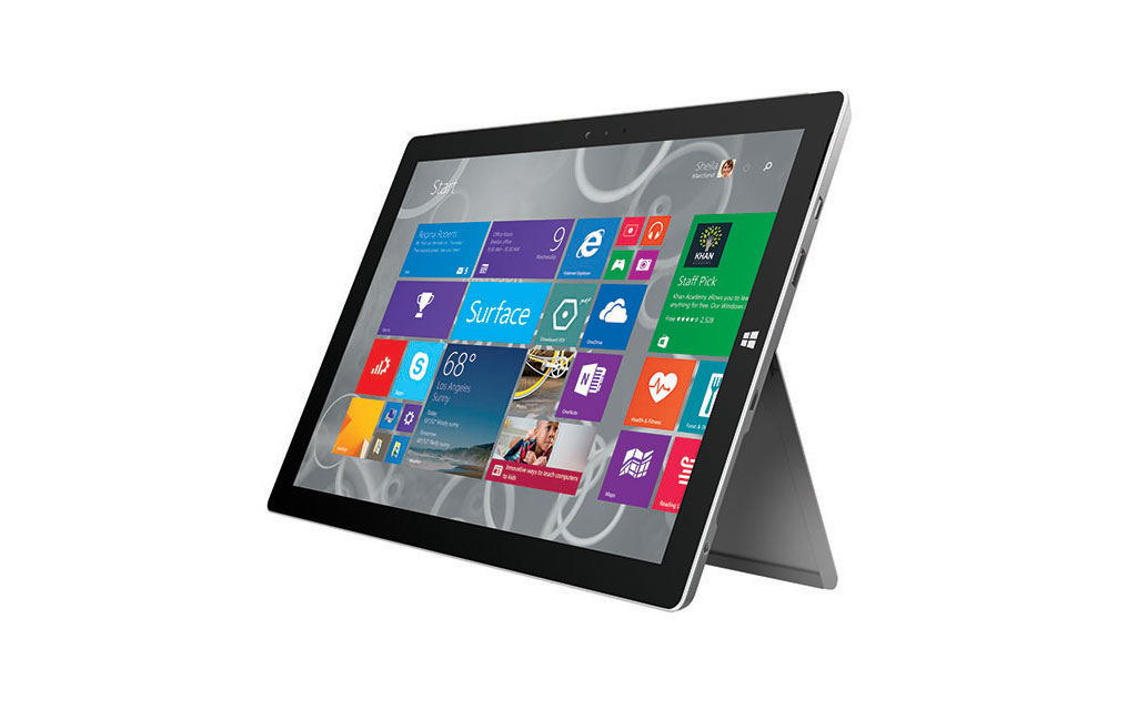 Microsoft Surface 3 with Verizon 4G LTE now available for business professionals