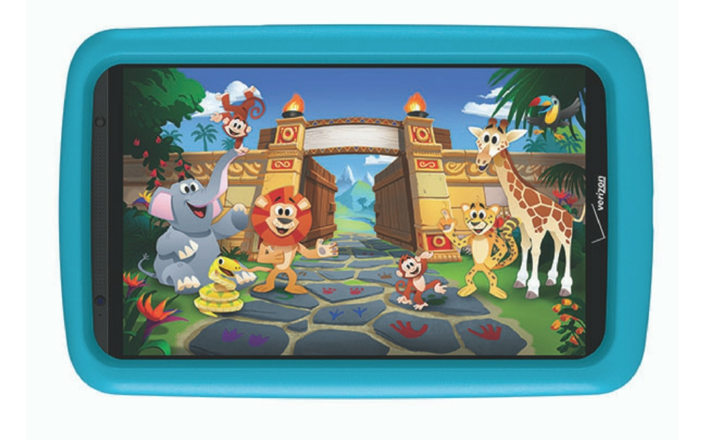 The Ellipsis™ Kids tablet: A digital playground that educates as it entertains