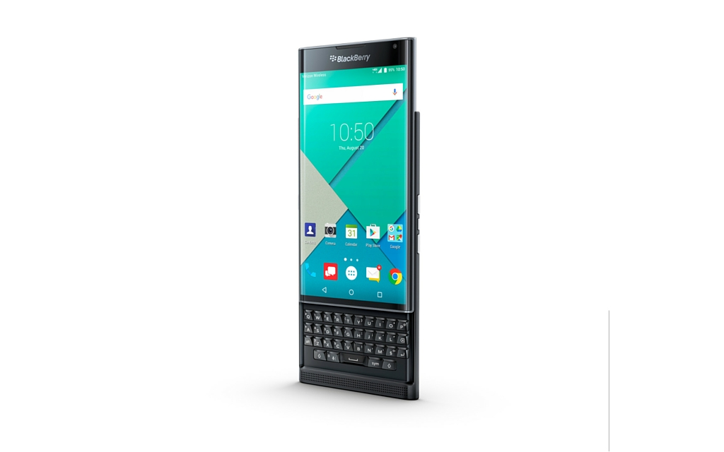 PRIV by BlackBerry: Coming to America's better network