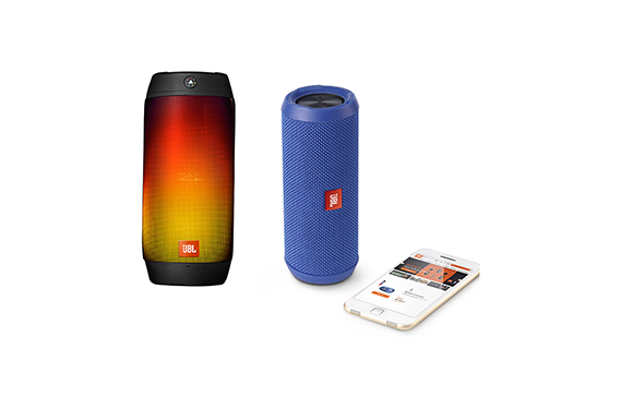 Splash-proof speakers and more savings on audio at Verizon