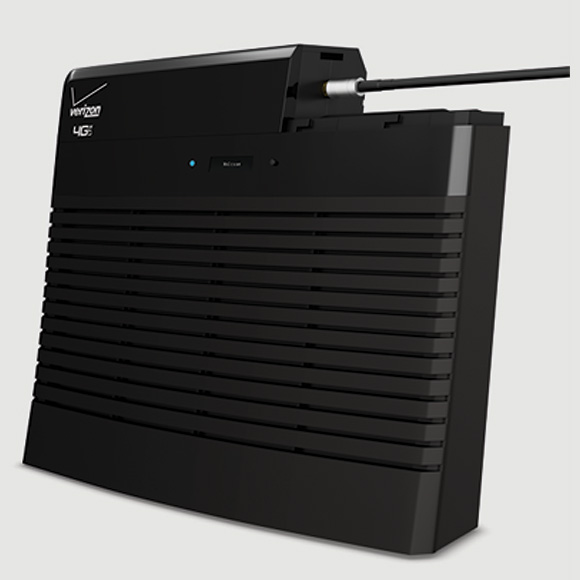 Verizon and Samsung unveil 4G LTE Network Extender for homes and businesses