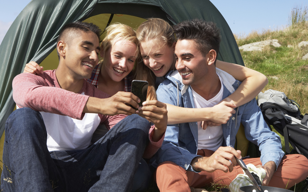 Apps and Accessories Help Reduce the Anxiety of Teen Travel