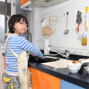 The Secret to Kids Signing Up for Chores