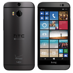HTC One® (M8) for Windows® Available Ex...