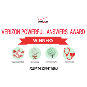 Introducing the Verizon Powerful Answer...