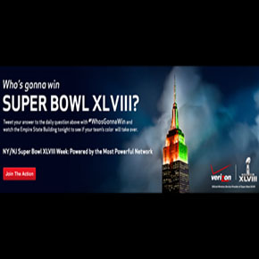 Kicking Off Super Bowl Week Asking #Who...