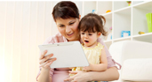 Tablets Make Learning Fun for Toddlers
