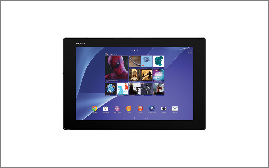 Sony XPERIA Z2 Tablet: Exclusive, Entertaining and Energized by 4G LTE