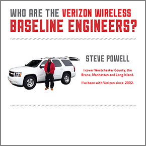 Meet Steve Powell: Verizon Wireless Roa...