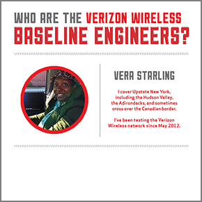 Meet Vera Starling: Verizon Wireless Ro...