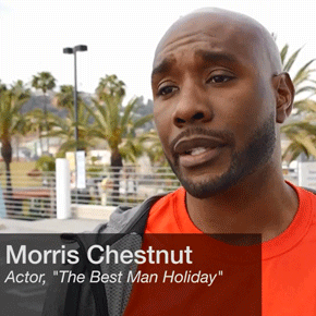 "Actor Morris Chestnut Celebrates the ""P..."