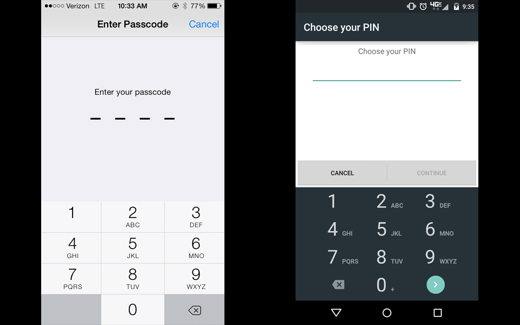 How to Set a Passcode Lock on your Smartphone