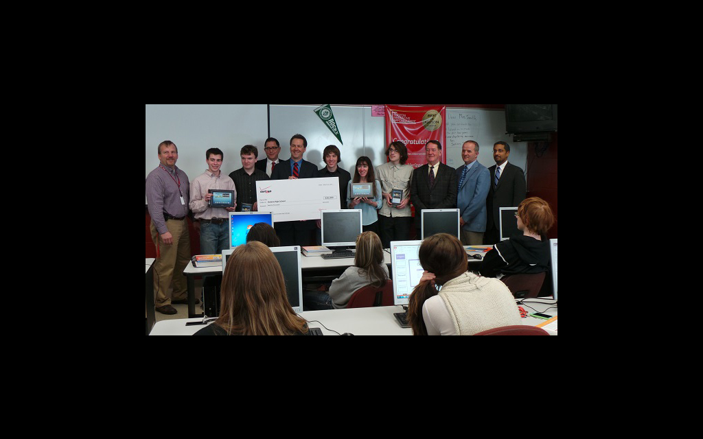 Montana High School 3D Imaging App Wins National Award