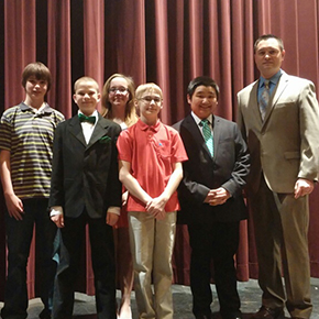 North Dakota Students Snap Up Top Honor...