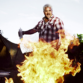 Guy Fieri's Grilling Tips from Guy on F...