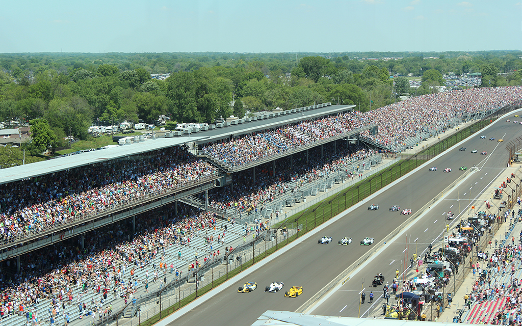 Verizon Technology Takes a Front Seat at the Indy 500
