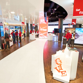 Verizon Destination Store Opens at Mall...
