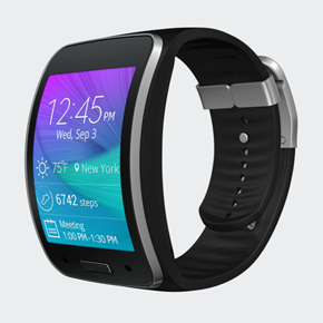 Samsung Gear S Now Available on the Ver...