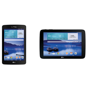 Two New LG tablets Now Available in Tim...