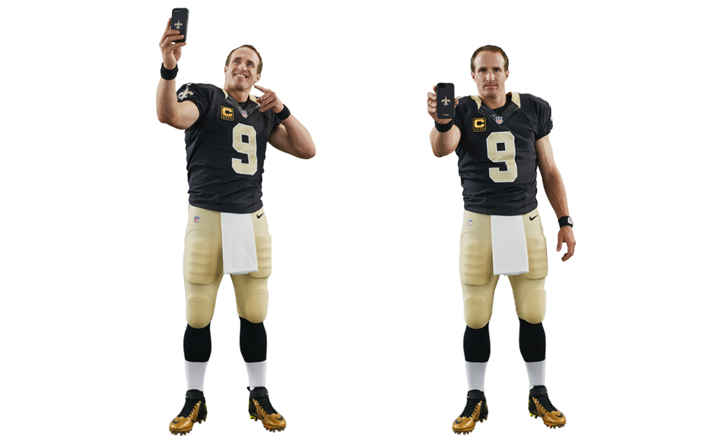 New Orleans Saints Drew Brees' Must-have Apps