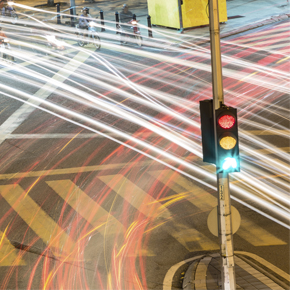 Traffic Lights Are Getting Even Smarter and More Connected