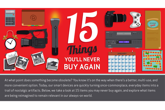 15 Things You'll Never Buy Again