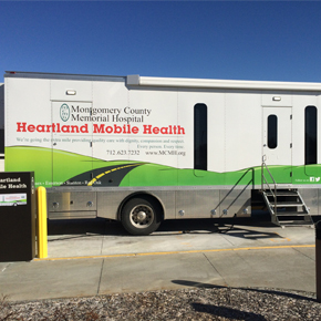 Mobile Clinic Connects Rural Communities With High-Tech Telemedicine