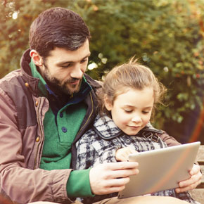 Amped-up Tablets for Parents