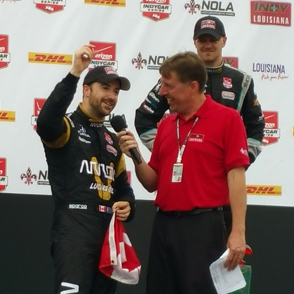 IndyCar Racing Recap: Photos from the Historic Inaugural Grand Prix of New Orleans