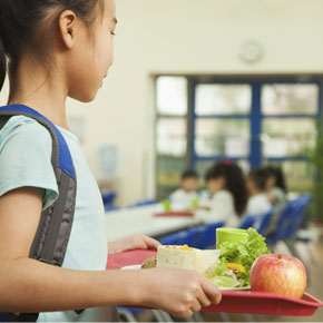 Florida School Systems Have Great Appetite for Kids' Lunch App