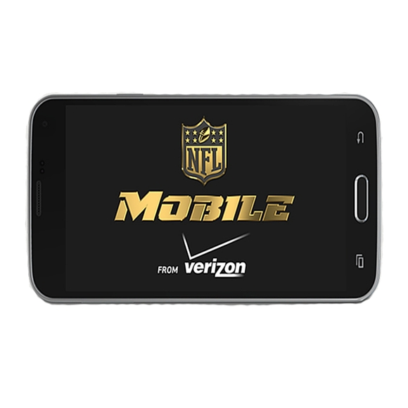 A Verizon NFL Exclusive: Live streaming of local and primetime NFL games and NFL Network now included with all price plans.