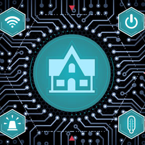 Smart sensors make safer homes