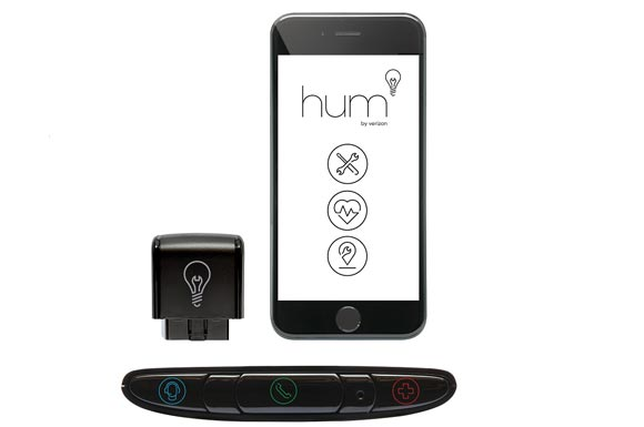 This holiday season, put some smarts in your car with hum
