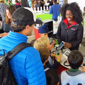 Verizon Connects Volcanoes for BioBlitz 2015