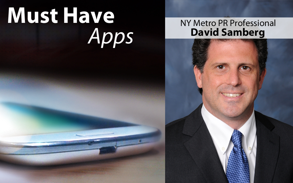 David Samberg Shares his Must-have Apps for New York Metro