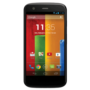 Moto G Available on Prepay Starting Jan...