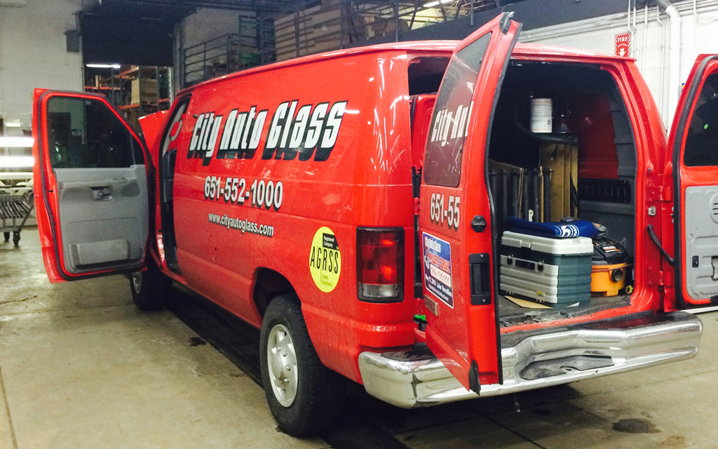 City Auto Glass Goes Mobile to Help Streamline Customer Service