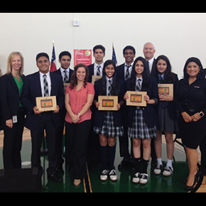 North Texas High School Celebrates Inno...