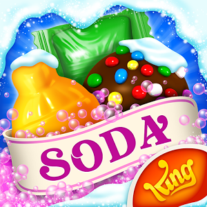 Image: Candy Crush Soda Saga