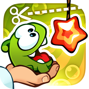 Image: Cut the Rope Experiments