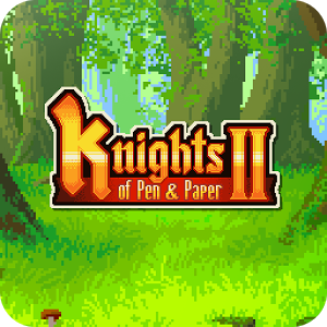 Image: Knights of Pen & Paper II